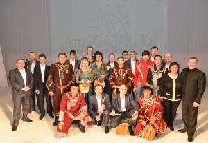 АлтайКай и Русский камерный оркестр!