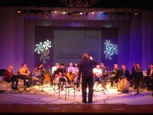 АлтайКай и Русский камерный оркестр перед концертом !